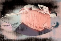 COCOON by sigrid thaler Digital Art, Abstract, Artwork, Work Of Art