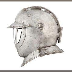 A Cuirassier Helmet Early 17th Century