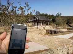 A sweet garden.  Goksudang / Bogil Island, Korea