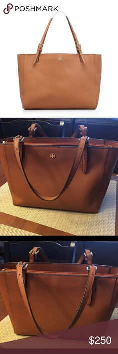 Tory Burch York Buckle Tote I'm perfection condition, barely used. Tory Burch Bags Totes
