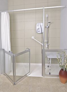 36 Best Half Height Shower Doors For Disabled Carer