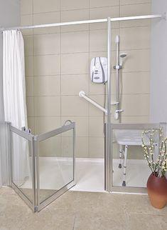 36 Best Half Height Shower Doors For Disabled Carer Assistance
