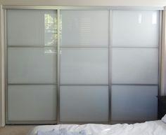 Glass Closet Doors