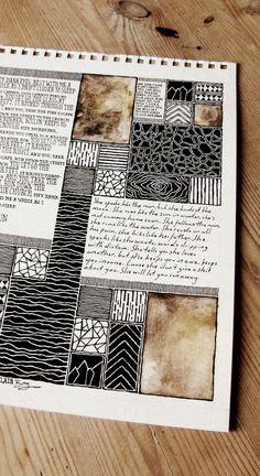 Rebecca Blair Artwork — Half Moon Run, Matt Corby, #003
