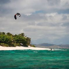 Fantastic Fiji! Makes me want to go kiting! via #freedomkitemag #fiji #kitesurfing #kiteboarding #travel PIC Stuart Gibson - ActionTripGuru.com