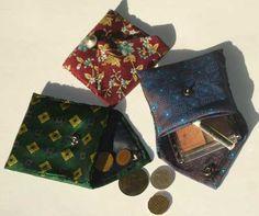 tie purses