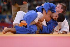 Highlights Of Lasha Shavdatuashvili's Stunning Gold - Judo Slideshows   NBC Olympics