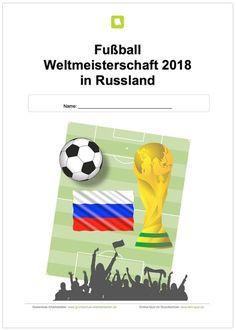 Neu Ein Kostenloses Arbeitsblatt Zur Fussball Wm 2018 In