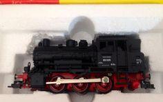 locomotiva a vapore ep.III BR 85 005 FLEISCHMANN scala HO COD. 4018