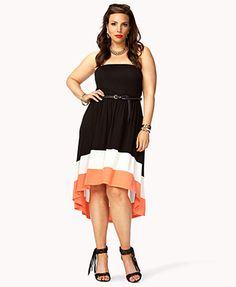 Forever 21 has plus size clothing! Did anyone else know this?