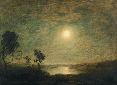 "Ralph Albert Blakelock ""Moonlight"""