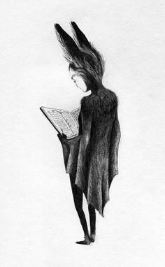 la chauve-souris de Marie Novion