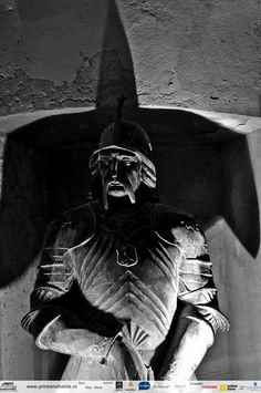 The Knight Vlad The Impaler, Romania, Statues, Knight, Sculptures, Castle, Darth Vader, Batman, Military