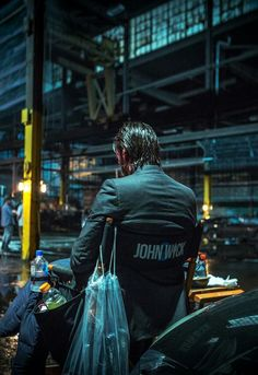 Amazing John Wick Poster For Keanu Reeves Fans! Keanu Reeves John Wick, Keanu Charles Reeves, Watch John Wick, John Wick Movie, Chris Collins, John Fowles, Keanu Reeves Quotes, Keanu Reaves, Chapter 3
