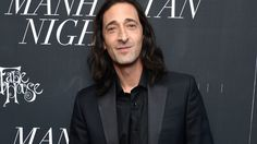 """""""Of course it's horrible what comes out sometimes, and people have done things in their lives that may be inexcusable, but it's not something to focus on."""" - Adrien Brody"""