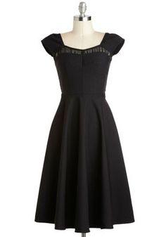 Masterful Monologue Dress, #ModCloth