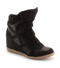 Sneakers en color negro de HAKEI.