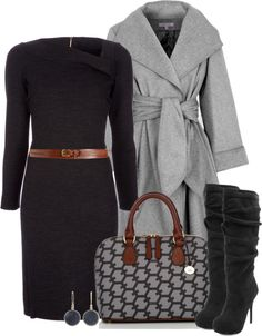 """Fancy and Freezing"" by averbeek on Polyvore"