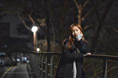 a night portrait  by dowahn via http://ift.tt/2lmJXM3