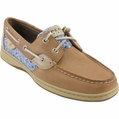 Womens Sperry Bluefish Boat Shoes