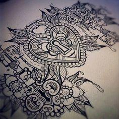tattoo bilder hjärtan - Sök på Google