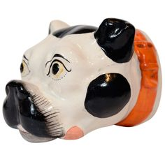 1stdibs - Bulldog Stirrup Cup explore items from 1,700  global dealers at 1stdibs.com