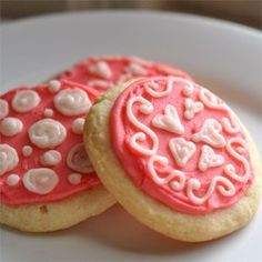 """Soft Sugar Cookies IV 