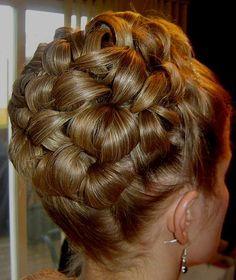 Wedding Updo Hairstyles 2011 - Best Updos for Wedding Prom Hairstyles For Short Hair, Short Hair Updo, Short Wedding Hair, Bride Hairstyles, Curly Hair Styles, Natural Hair Styles, Wedding Updo, Updo Hairstyle, Bob Updo