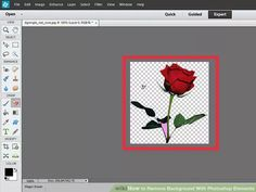 Image titled Remove Background With Photoshop Elements Step 5
