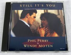 Wendy Moten  Phil Perry 1993 Still Its You Promo Single CD Pop RnB Music NM #RBClassicRBSoul