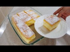 КРЕМПИТА (Вкусна и Лесна) !!! - YouTube Tart Recipes, Brunch Recipes, New Recipes, Indian Food Recipes, Cooking Recipes, Cake Pops, Cheesecake, Deserts, Food And Drink