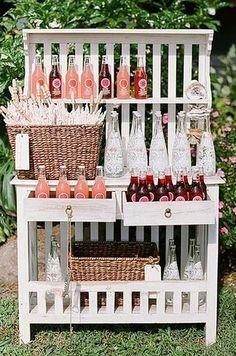 faites couleur mariage stations de boissons de mariage stations de boissons ides de rception de mariage la nourriture de mariage boisson - Gifi Mariage