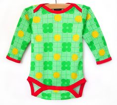 Summer Lawn Onesie by lmkremer on Etsy