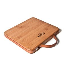 Bamboo Case- ipad or macbook. LOVE.
