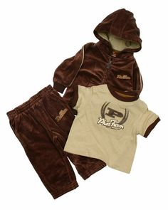 Rocawear Five Piece Set Clothes For The Twinz