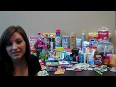 Watch these tips to receive the most and best free samples & products! #freesamples