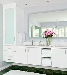 Creative Bathroom Cabinet Ideas