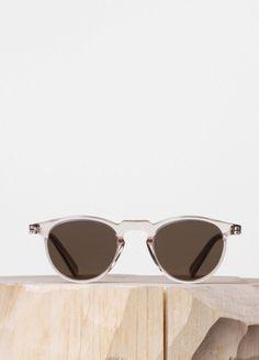 Thin Charline Sunglasses in Acetate - Céline