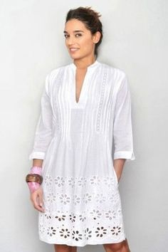 A More Casual Take On The Office Standby - Womens Fashion - Marecipe Linen Dresses, Cotton Dresses, Casual Dresses, Fashion Dresses, Summer Dresses, Dress Skirt, Lace Dress, Boho Stil, Indian Designer Wear