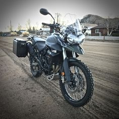16 Exciting Triumph Tiger 800 Xcx Images Motorbikes Motorcycles