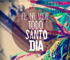 Tenha fé na vida, tenha fé em si mesmo. #BomDia #GoodMorning #fé #amor #love #MariaHenriqueta #day #best #vida #mensagem