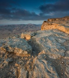 De luz de ouro por Luba :) Deserto do Neguev, Israel