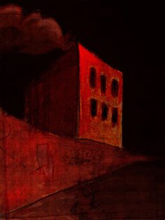 Nacho Frades - The Red House, 2012