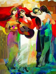 Hessam Abrishami, 1951 | Tutt'Art@ | Pittura * Scultura * Poesia * Musica |