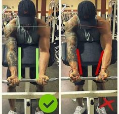 The right way to do preacher curls