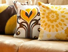 I pinned this from the Rizzy Home - Vivid & Textured Throw Pillows event at Joss and Main!