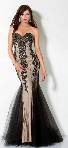 Stunning Colorful Dress
