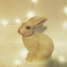 ウサギのランプ Urban Outfitters bunny lamp