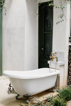 Coqui Coqui outdoor tub
