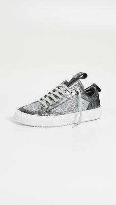 375d636e5d P448 Soho Sneakers Metallisches Leder, Leder Und Spitze, Soho, Converse,  Schuh